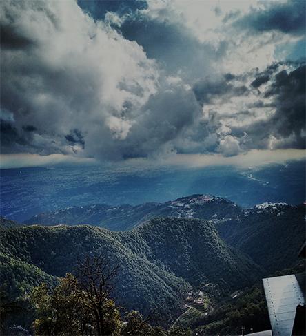 Cloud's End Mussoorie