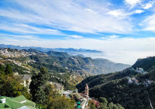 Best hotel in Mussoorie Mall Road